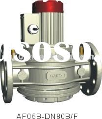 installed on flammable gas valves explosion proof low power solenoid operated valves for gas system