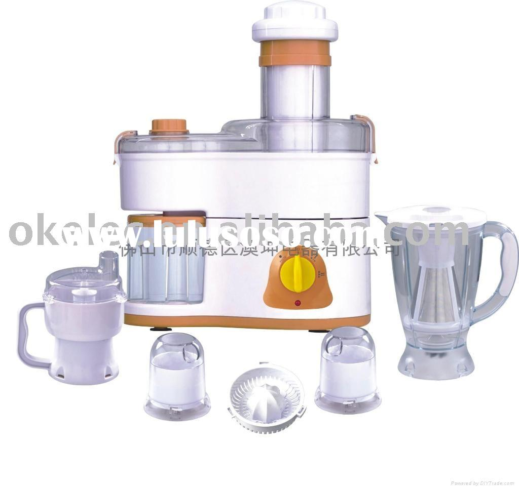 juicer blender Food Processor 7in1