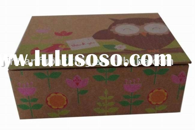 kraft paper envelop packing boxes