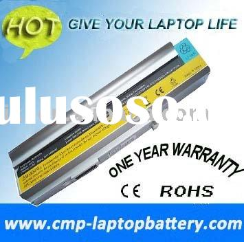 laptop battery for Lenovo 3000 N100 N200 C200 laptop battery 92P1184 40Y8315