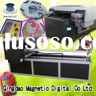 large format digital flatbed printer