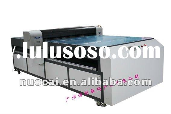 large format flatbed digital printing machine for acrylic