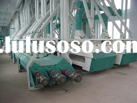 maize milling machinery,corn processing equipment,wheat processing line/silo for wheat flour maker