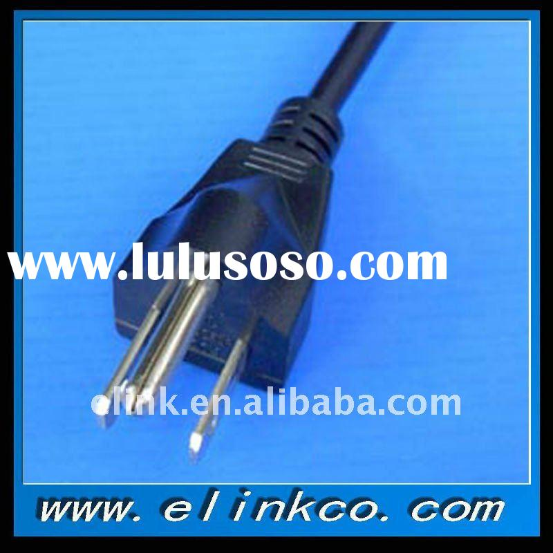 male to female plug for ac power cable