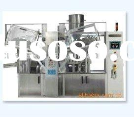 milk tube filling and sealing machine