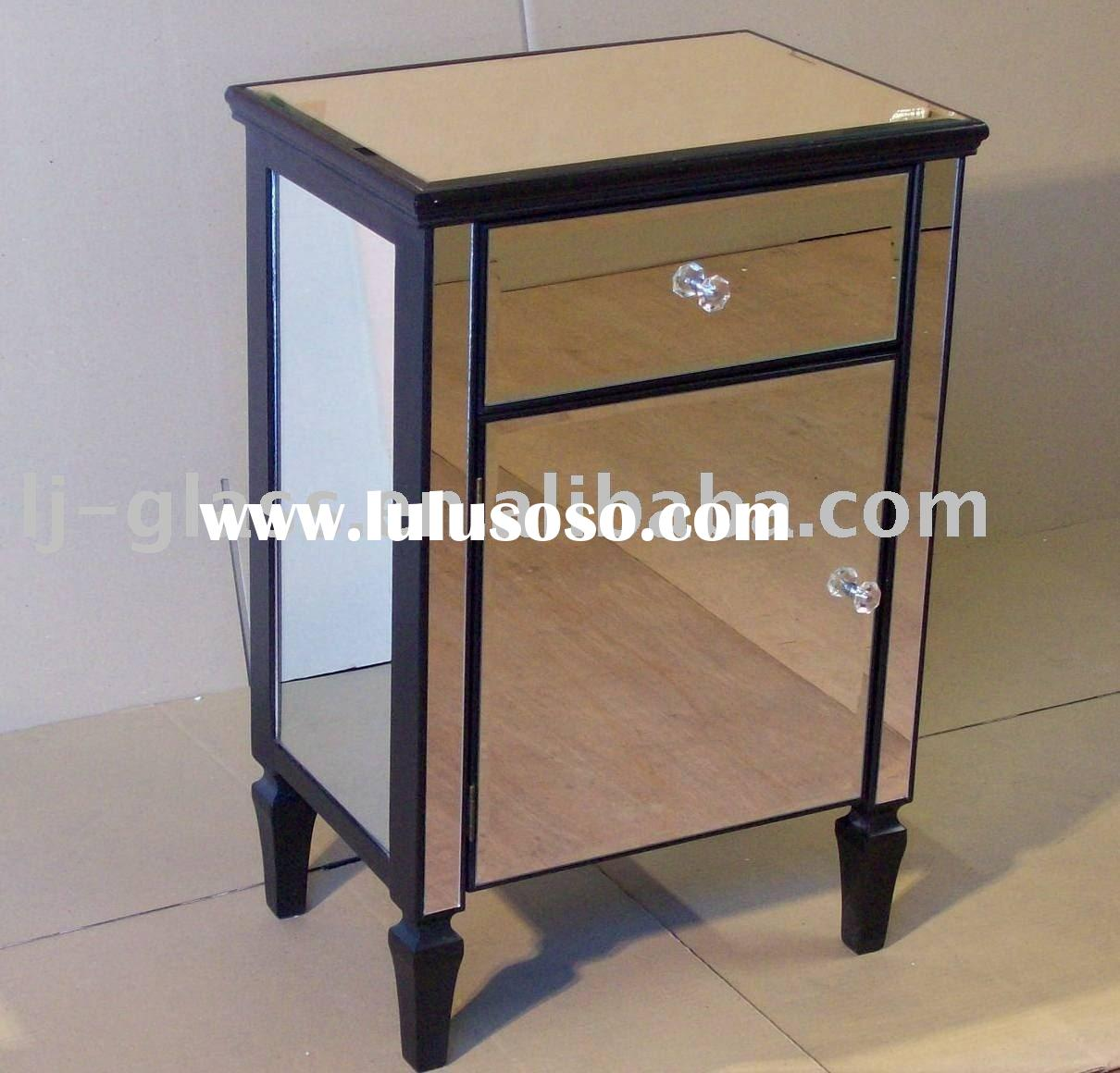 Mirror Furniture,mirror Table,mirror Cabinet,glass Furniture. Mirror Bed  Stand,