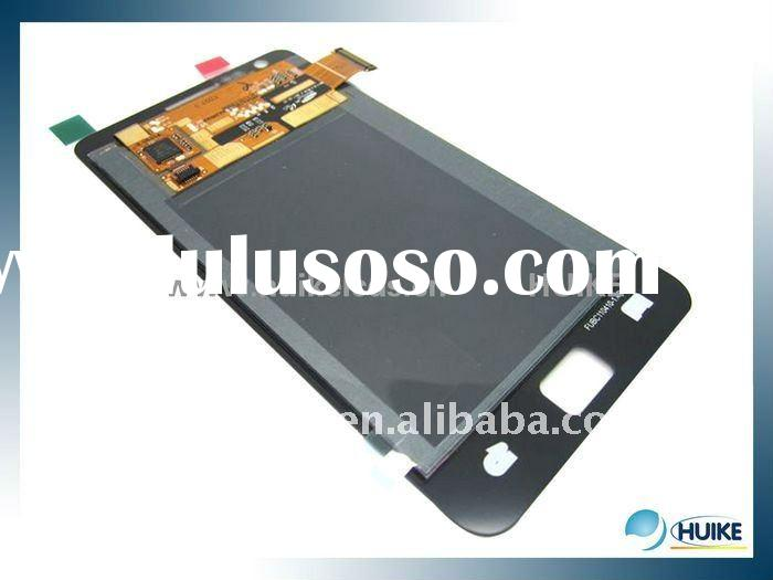 mobile phone parts for replacement lcd screen for samsung I9100