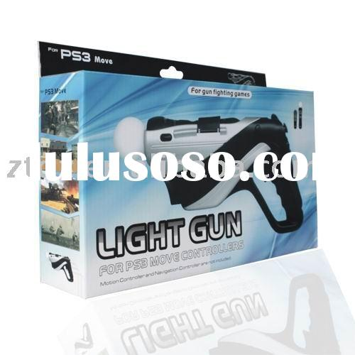 move light gun for ps3 video game accessory
