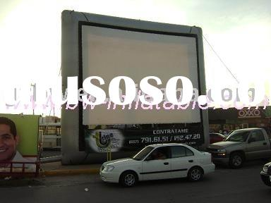 movie screen/inflatable promotional toys/outdoor projection screen