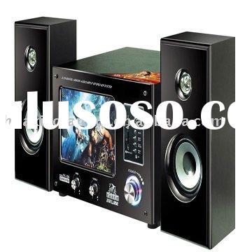 multimedia speaker with USB/SD card reader