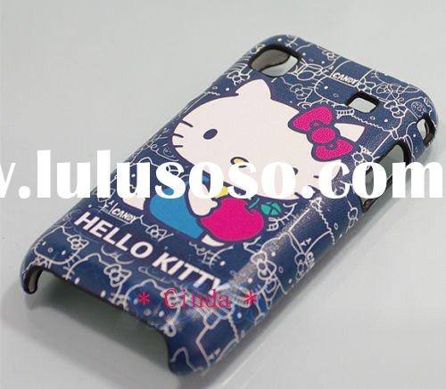 new arrival Hello Kitty Hard Back Case Cover for Samsung i9000 Galaxy S (PayPal available)