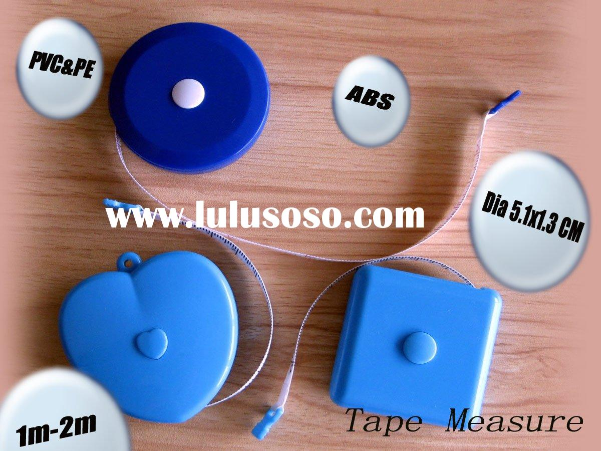 new design round shape tape measure