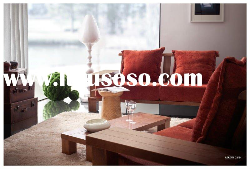 new style wooden sofa set designs and wooden sofa set