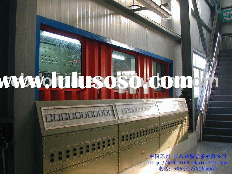 oil and fat solvent extraction and herbal oil extraction equipment