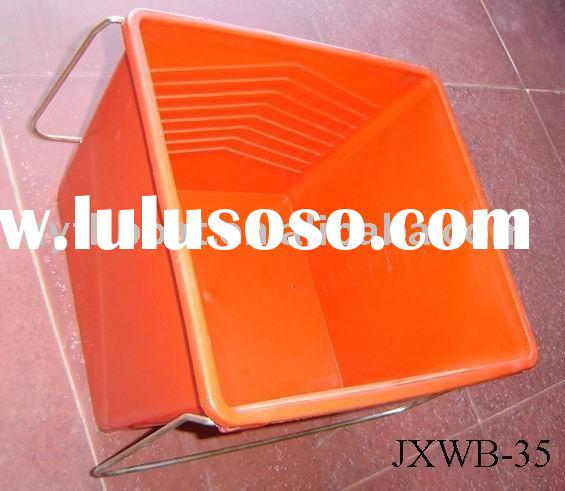 paint tool,paint bucket,paint plaster mixer,paint tray