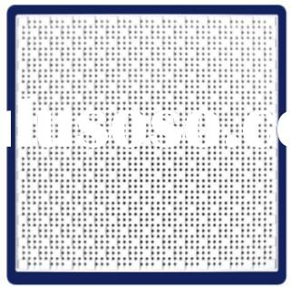 perforated ceiling/perforated gypsum board