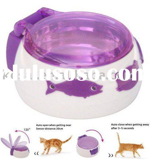 pet water feeder automatic,automatic pet feeder,sensor cat water or food feederKZYE-02A