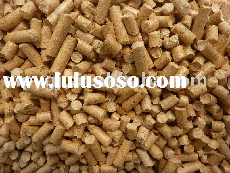 pine wood pellet for horse bedding