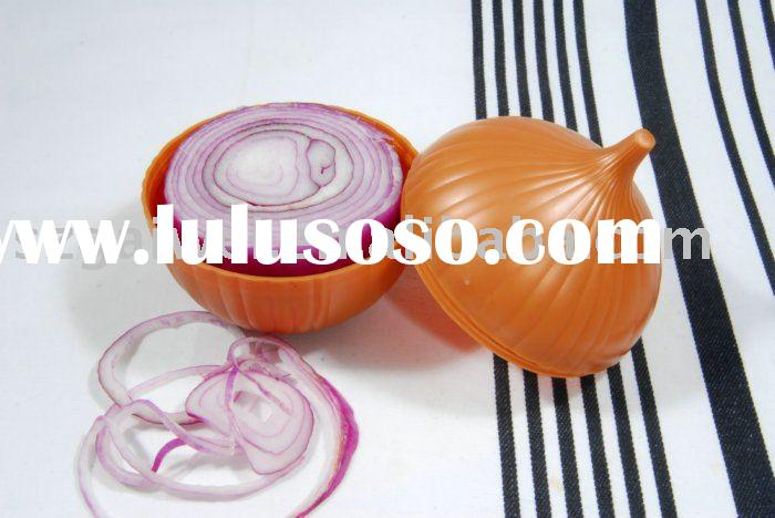 plastic onion container