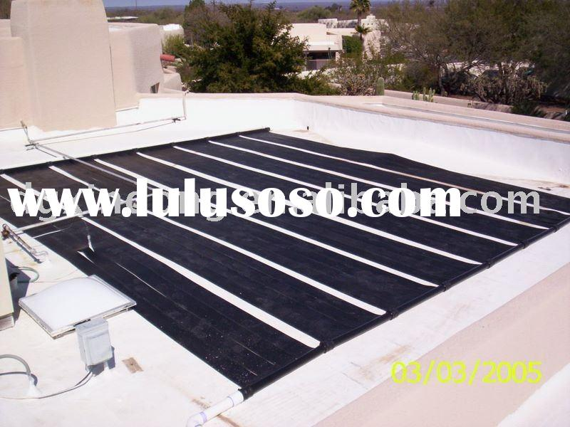 pool solar panel heater,swimming pool heater,EPDM,UV resistant