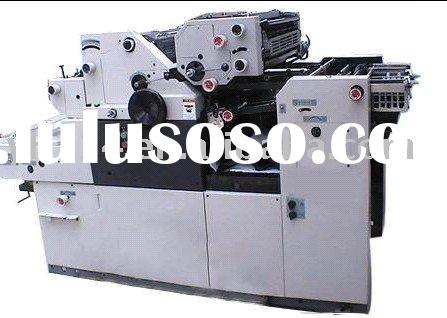 printing press(sheet-fed offset press,offset press printing machine)