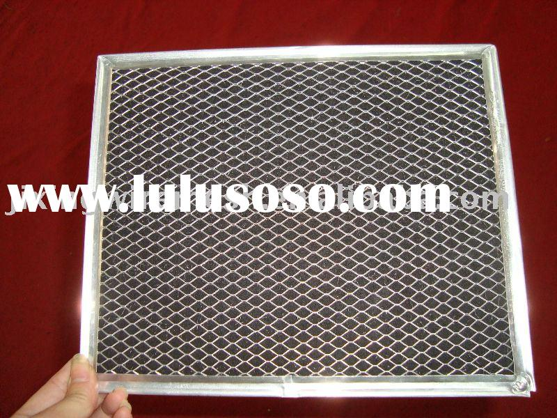 how to clean range hood filters australia