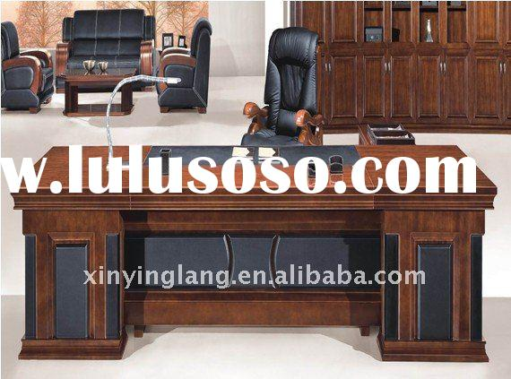 Office furniture solid wood
