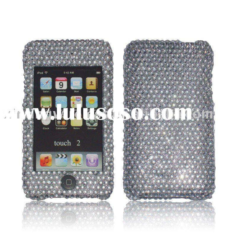 sparkle diamond case for ipod touch 2 ,touch 3