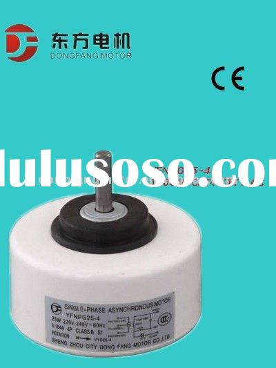split air conditioner fan motor indoor ac motor