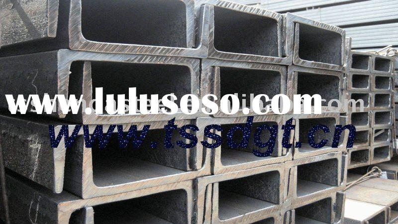 steel channel ASTM A36