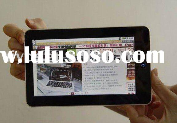tablet pc 7 inch touchscreen Android 2.1/2.2 MID UMPC with WiFi, GPS, 3G