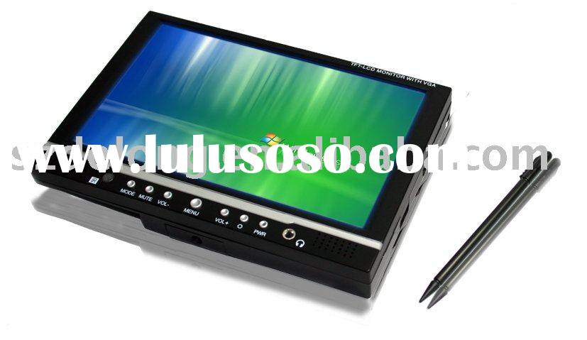 usb touch screen / headrest monitor,car lcd, headrest touch screen,4 wire touch screen