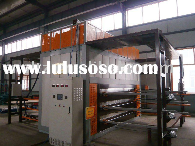 vacuum heat transfer printing machine for metal
