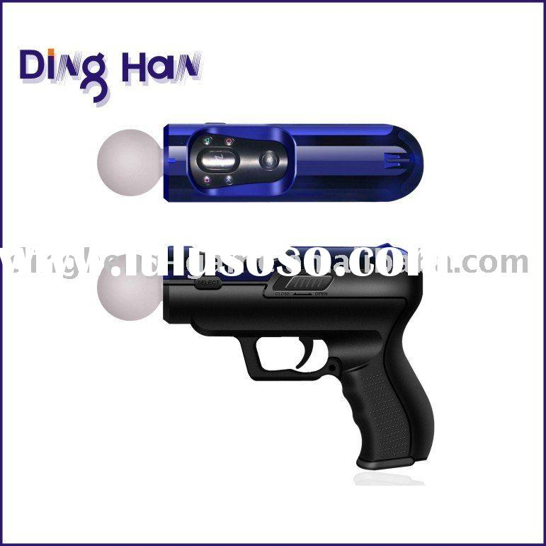video game accessories for PS move light gun
