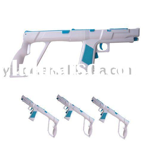 video game gun for Wii