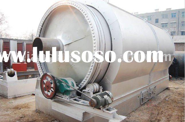 waste oil refinery machine with high quality