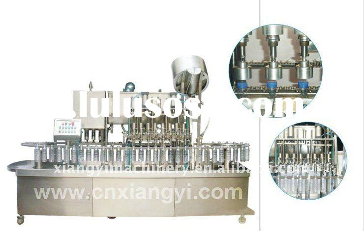 water bottle filling machine/packaging machine