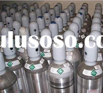 welding used argon gas/liquid argon/argon liquid/pure argon; 99.9999% purity argon;50L cylinder argo