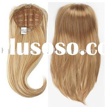 wig/hair weft//hair piece/half wig/clip in hair extension