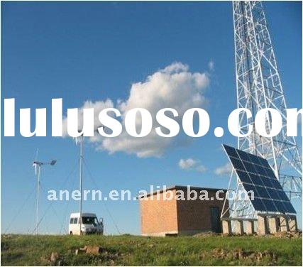 wind solar hybrid power system 3KW