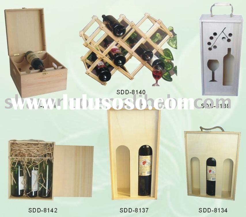 wine holder, wine box, wooden wine rack, bucket,wine bottle holder, best seller futuramic design goo