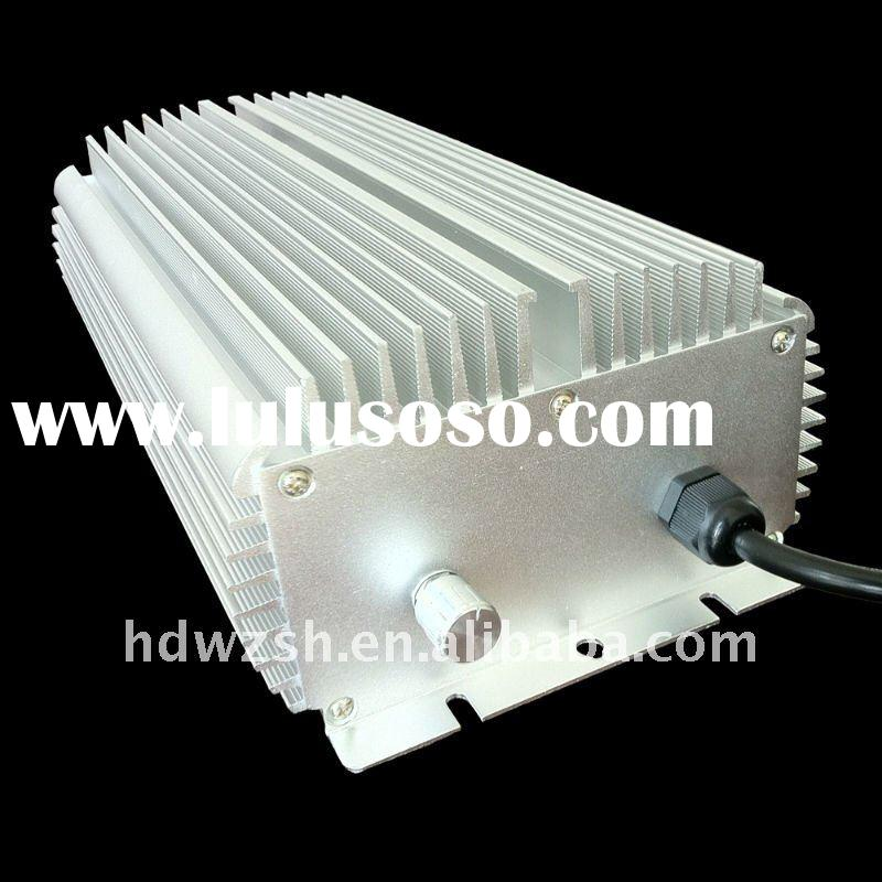 1000W dimmable ballast for HPS/MH bulbs without fan