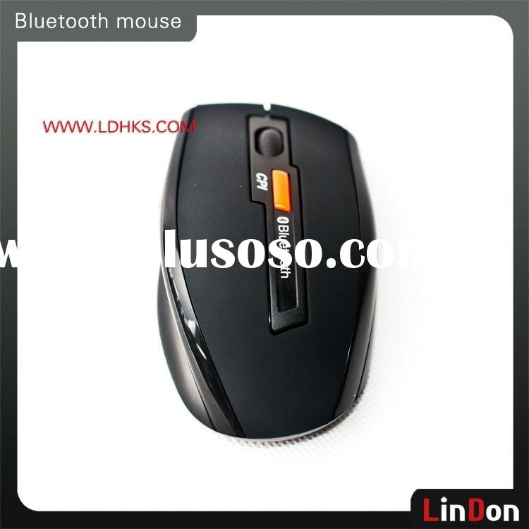 2012 hot selling 5D wireless Bluetooth Mouse for laptop BM007B