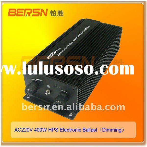 400W 220V HPS Dimmable Electronic Ballast