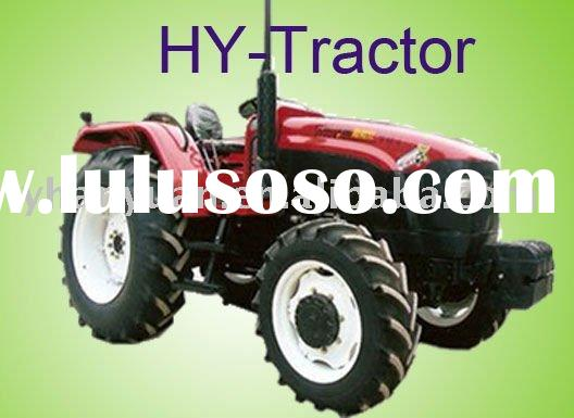 4WD farm tractor agricultural wheeled tractors