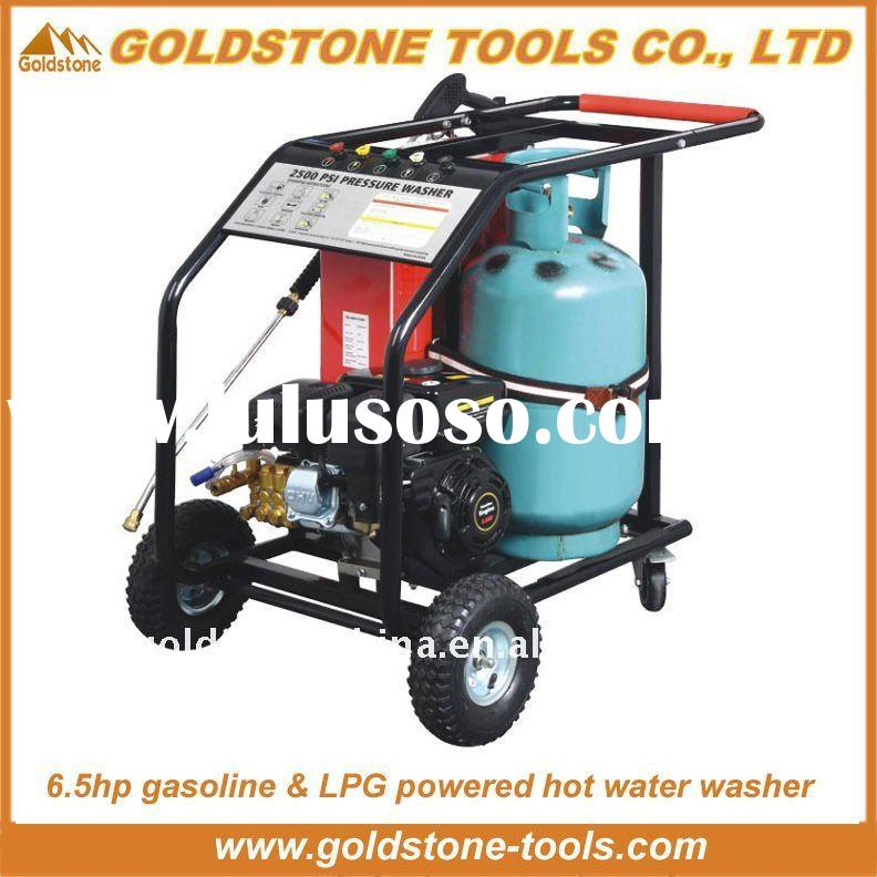 6.5hp/4.9kw 2500psi Gas Pressure Washer,gas powered pressure washer,gasoline engine pressure washer