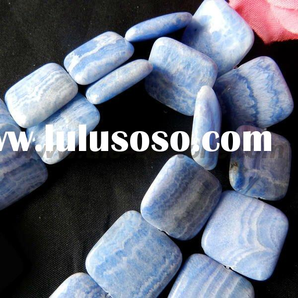 Beauty Gemstone Beads Blue Lace Agate for Jewelry