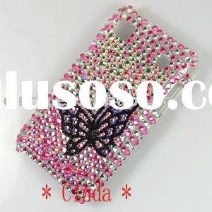 Bling Clear Case Cover for Samsung I9000 Galaxy S