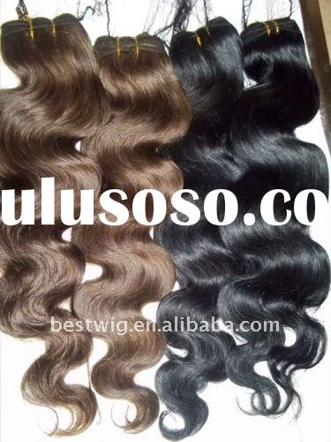 Cheap Wholesale Chinese human hair weave