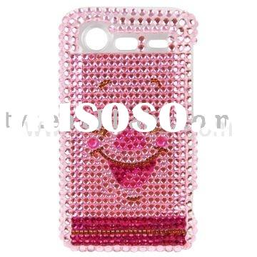 Crystal Bling Case for HTC Incredible S/S710E